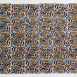 płytki malowane Zellige