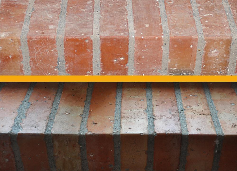 parapety z cegły
