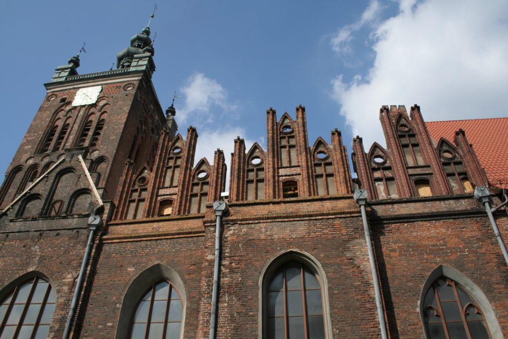 cegła gotycka