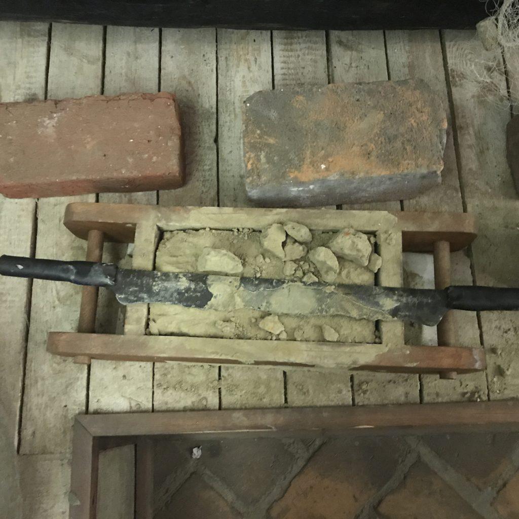 produkcja cegły gotyckiej