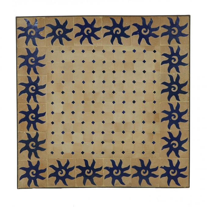 marokańskie płytki zellige
