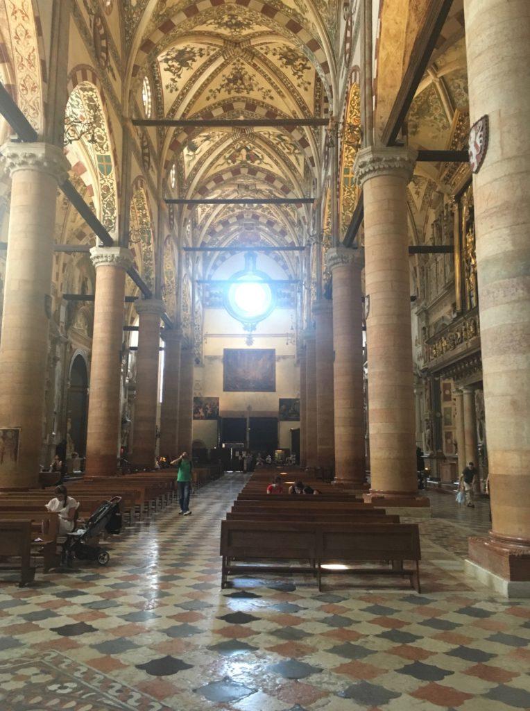 Kościoły w Weronie