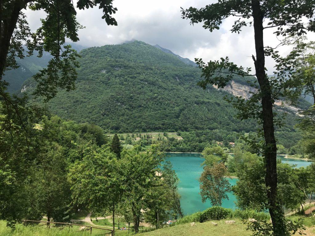 Okolice jeziora Garda