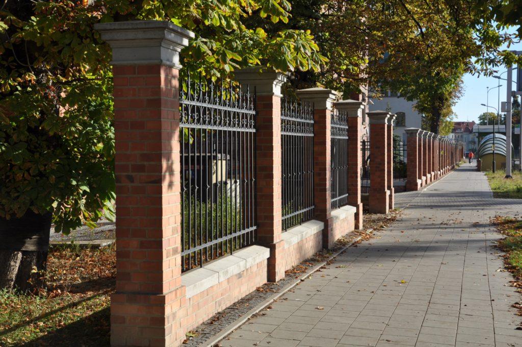 Garnizon ogrodzenie