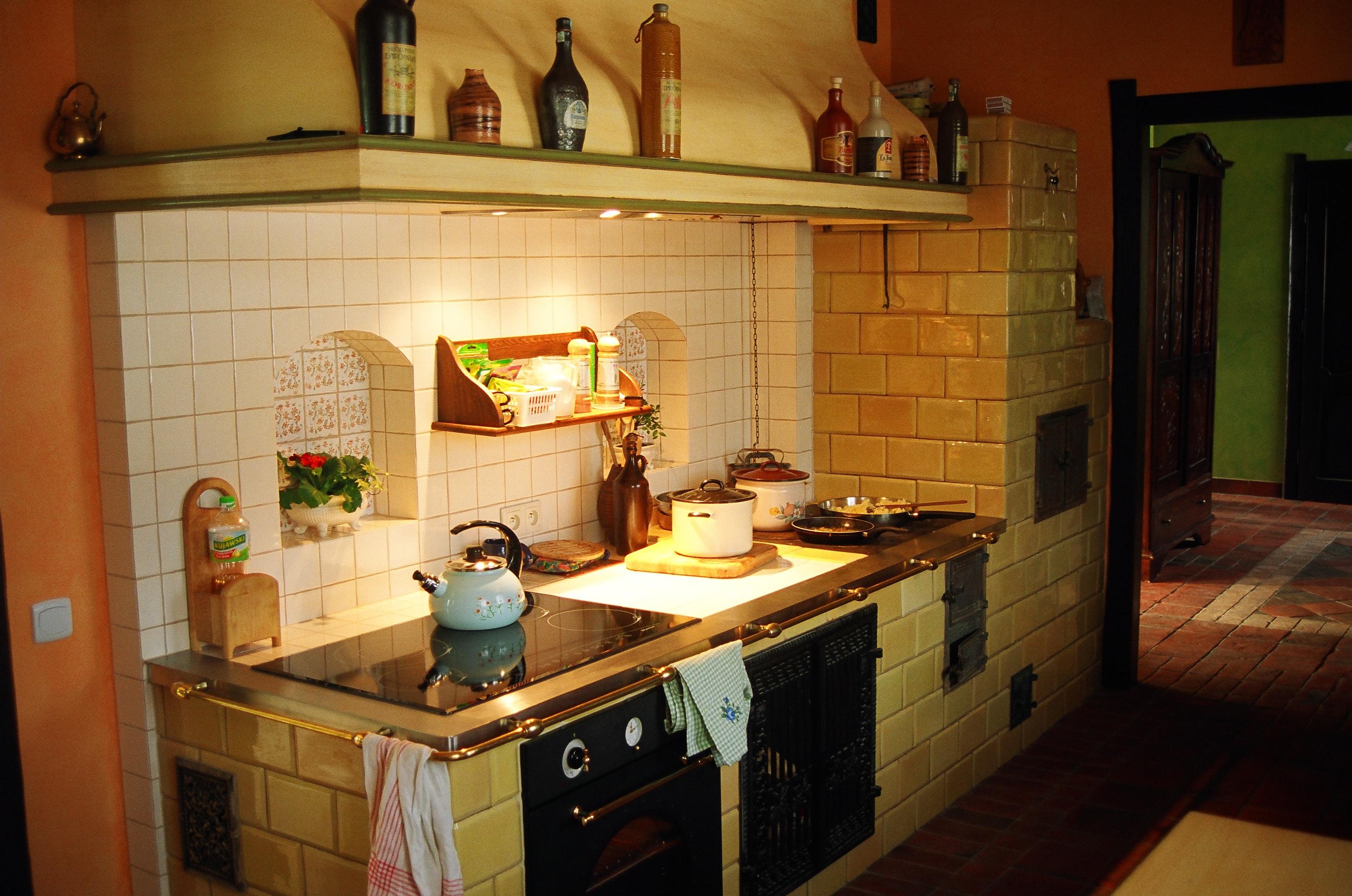 Kuchnia W Stylu Rustykalnym Kuchnia W Stylu Rustykalnym