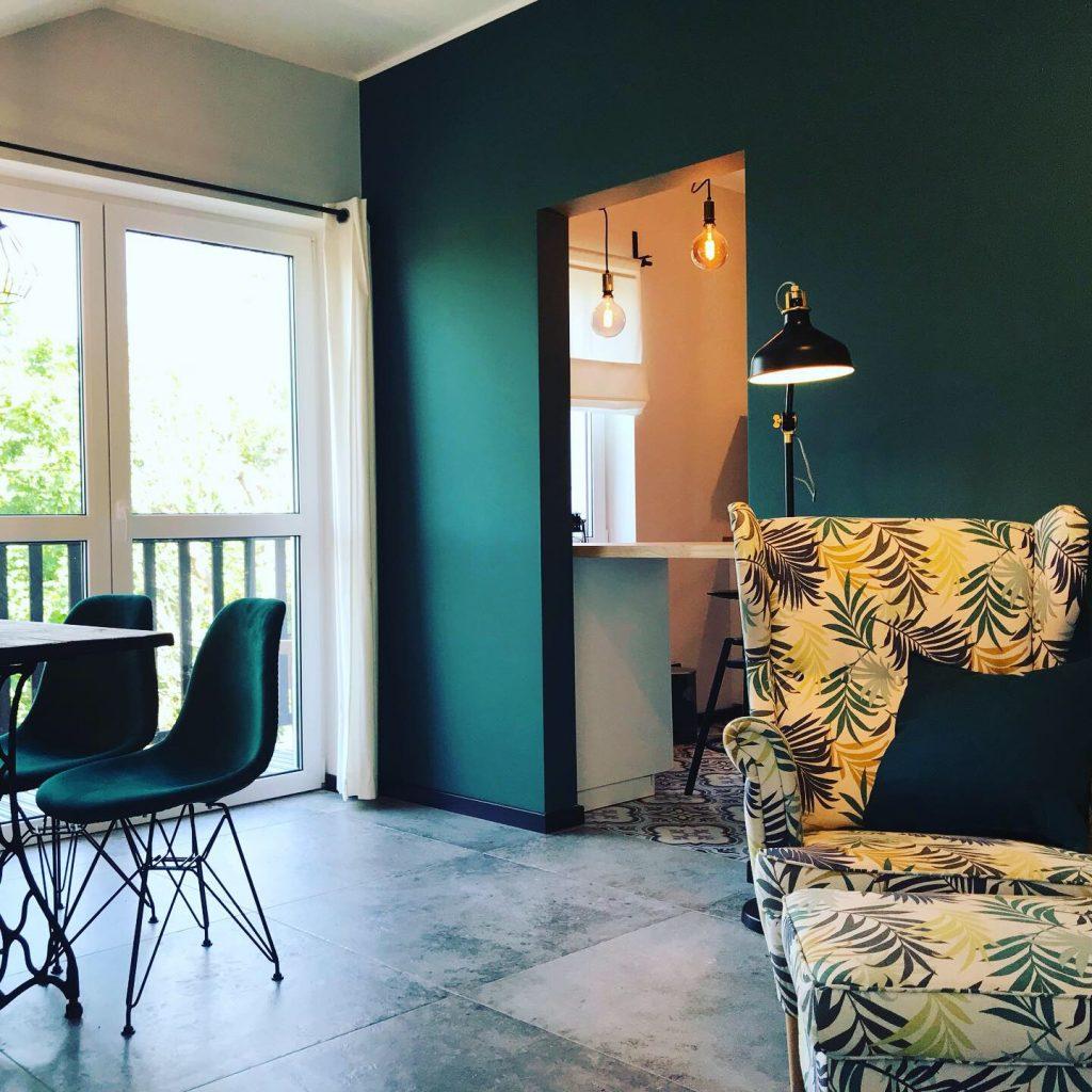 Maksymalne wykorzystanie przestrzeni w salonie
