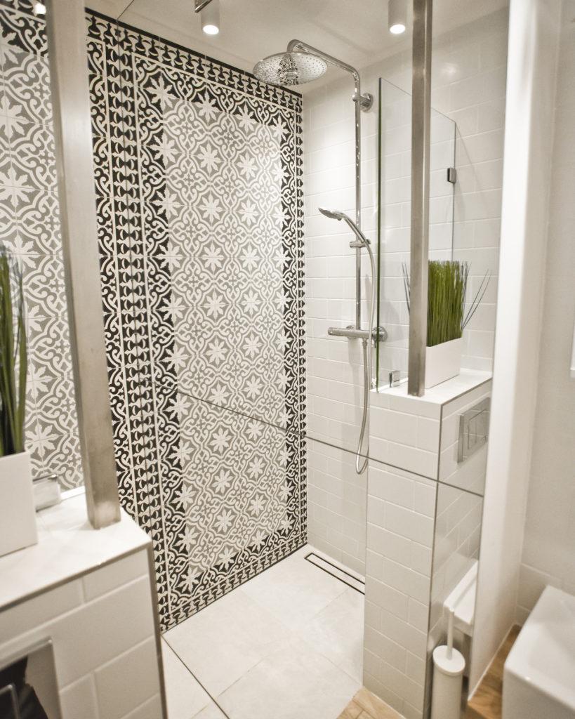 łazienka w marokańskim stylu